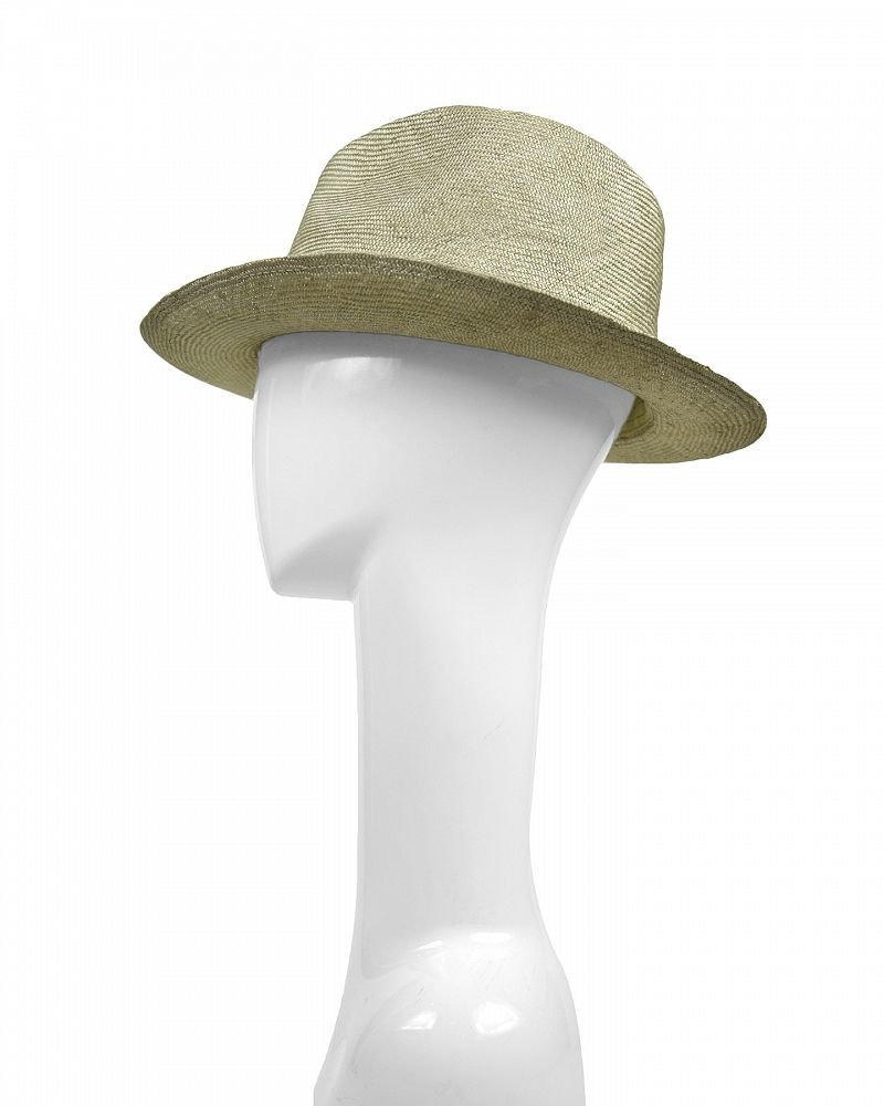 FRANCISCO STRAW  PARA HAT : NATURAL