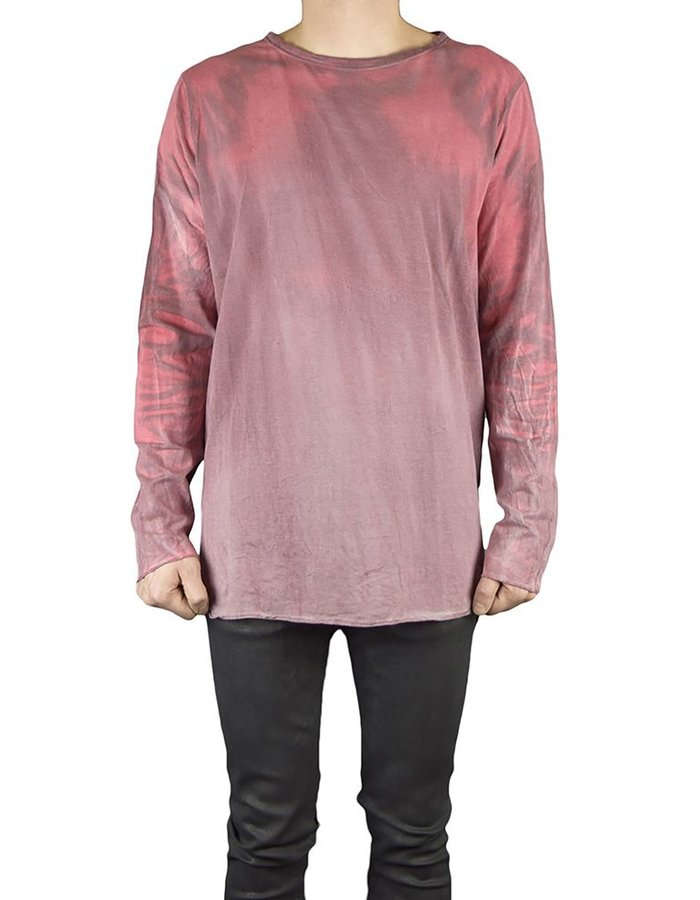 M-OJO RISIN' COTTON THERMO SENSITIVE L/S TEE