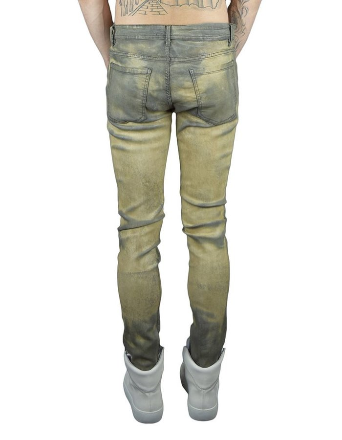 M-OJO RISIN' THERMO SENSITIVE JEAN :MUD