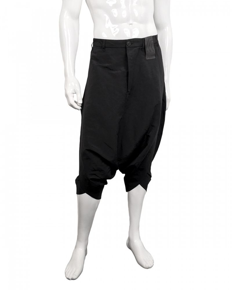 UNISEX ENVELOPED SHORT PANT