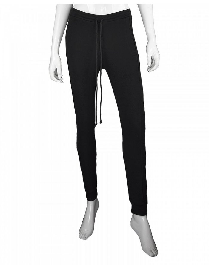 LOST AND FOUND ROOMS COTTON SLIM SWEAT PANT