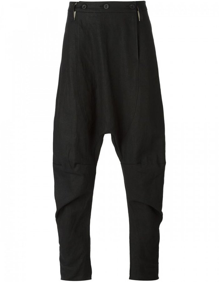LOST AND FOUND DOUBLE BUTTON PANT