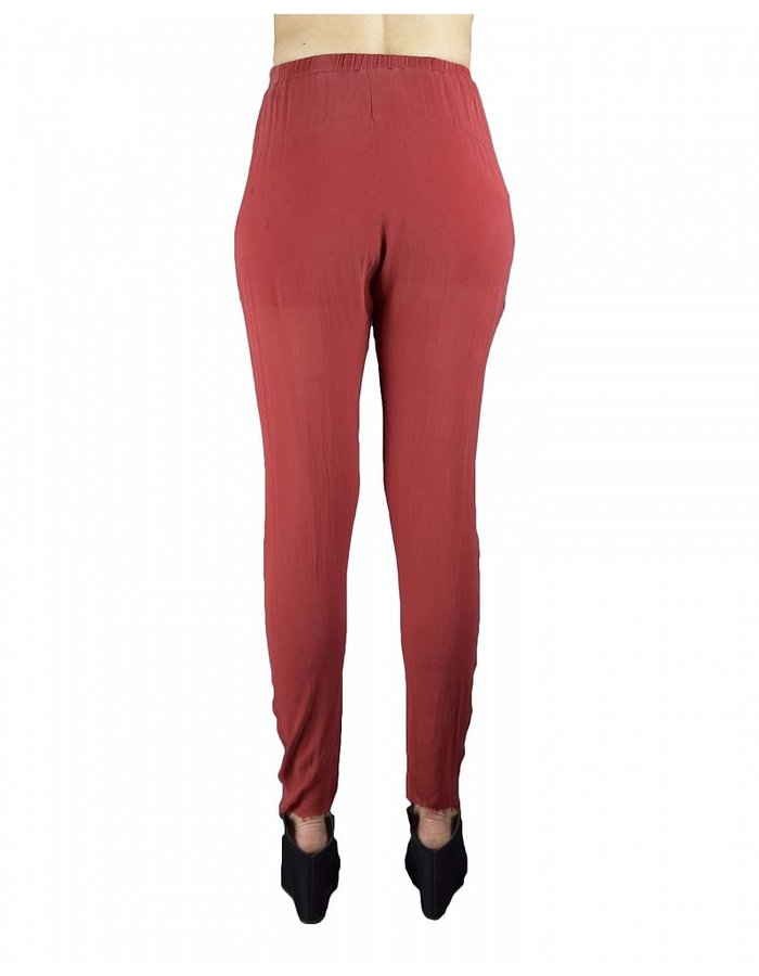 LOST AND FOUND SOFT POCKET PANT: RED