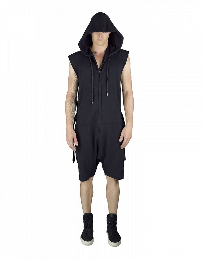 SKINGRAFT COTTON JUMP SUIT
