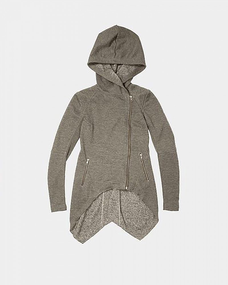 DOVETAIL HOODY : BROWN