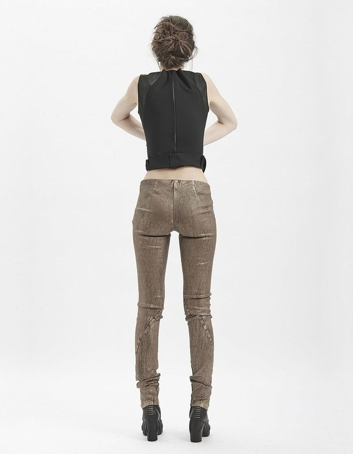 MASNADA BRONZE STRETCH PANT