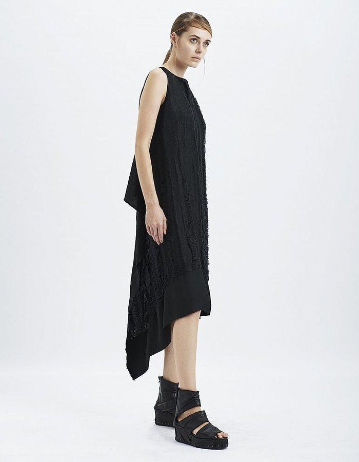 MASNADA DECAY PANEL DRESS