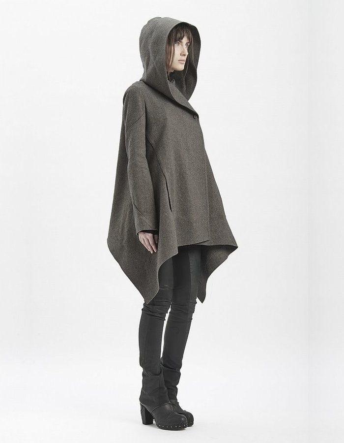 MASNADA HOODED PARKA