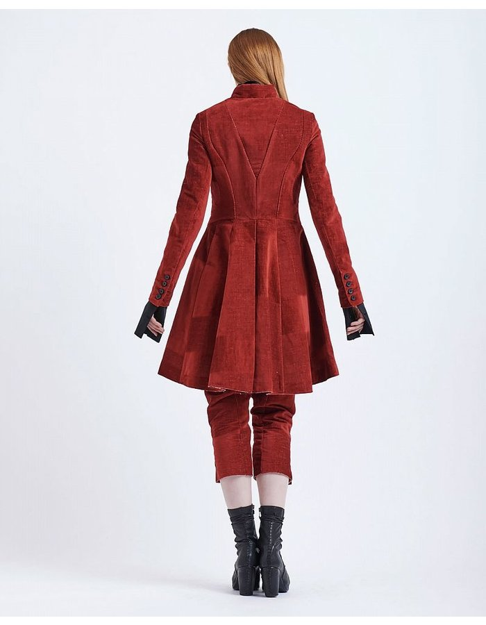 MASNADA SCARLET TAILORED JACKET