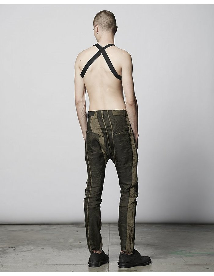MASNADA STRIPED TROUSER LEGION