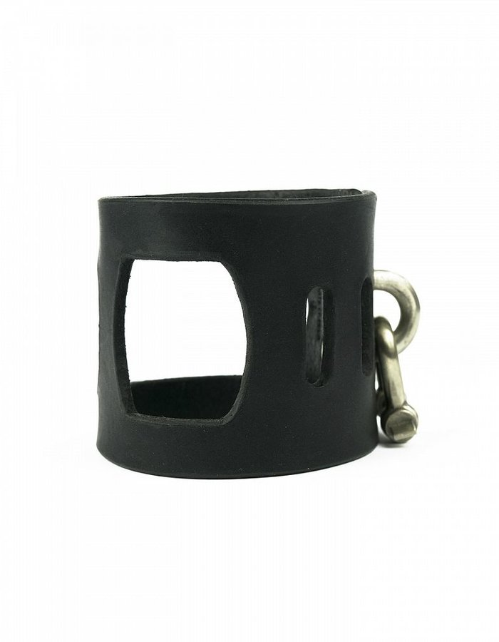 PARTS OF 4 PUNCHOUT RESTRAINT BRACELET,70MM