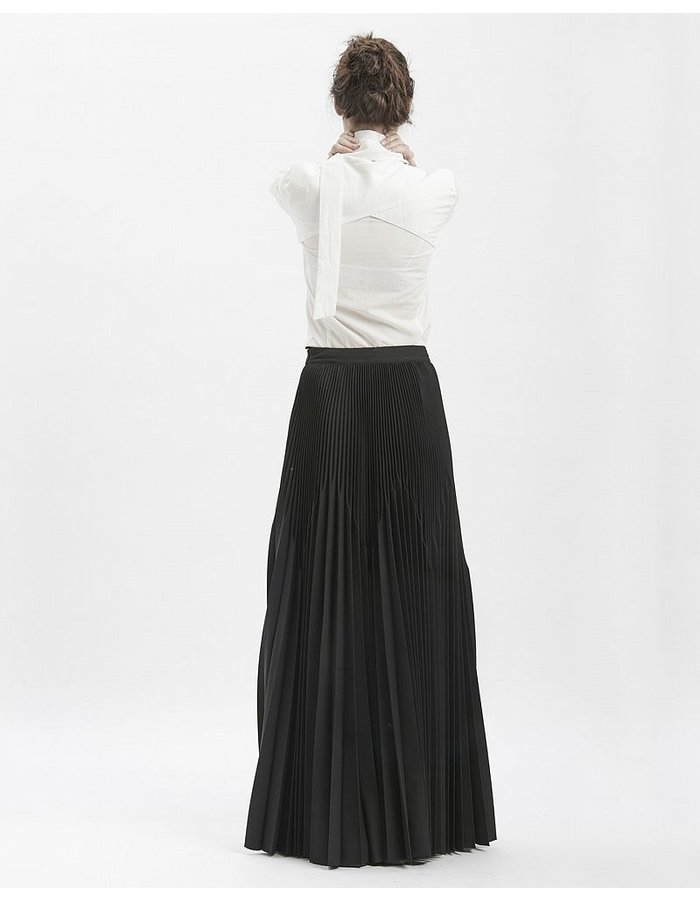 MASNADA PLEATED SKIRT