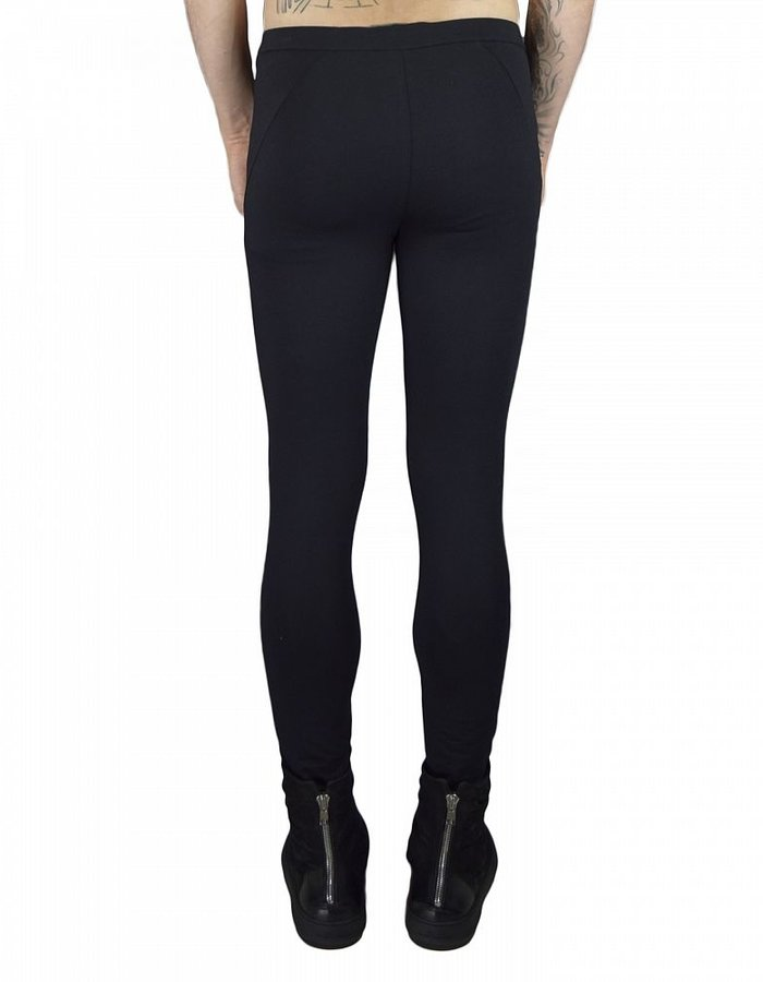NOSTRA SANTISSIMA COTTON AND MODAL LEGGINGS