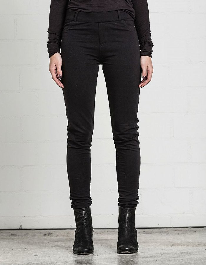 THOM KROM BASIC LEGGINGS WITH PATCH POCKET
