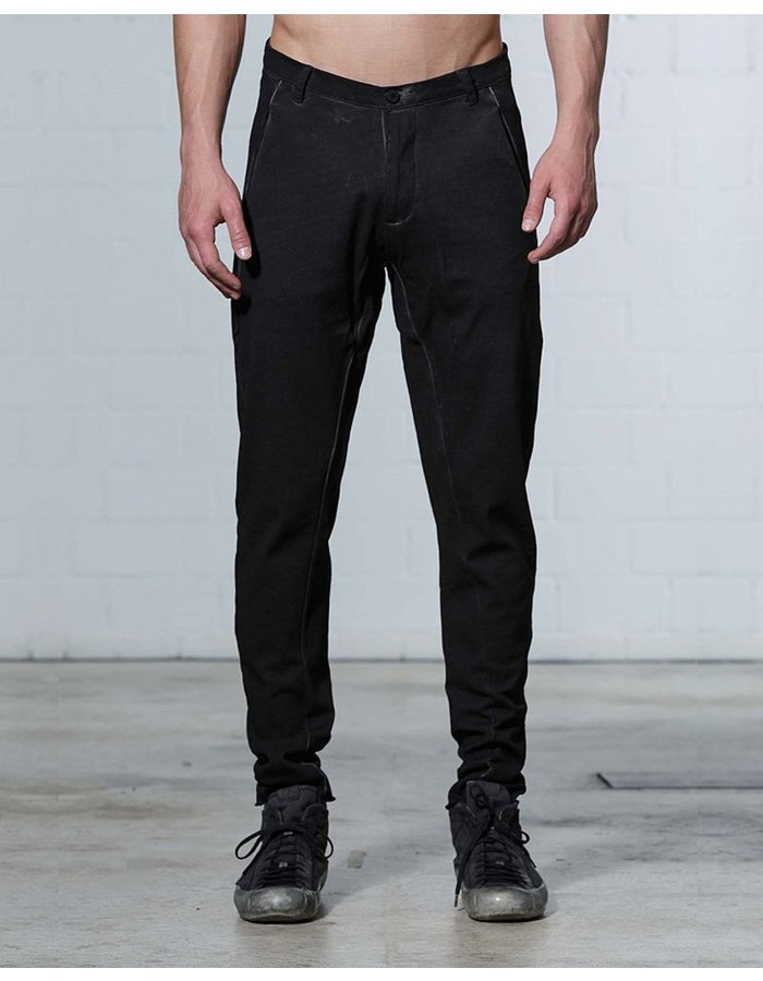 THOM KROM COTTON WOVEN TROUSERS