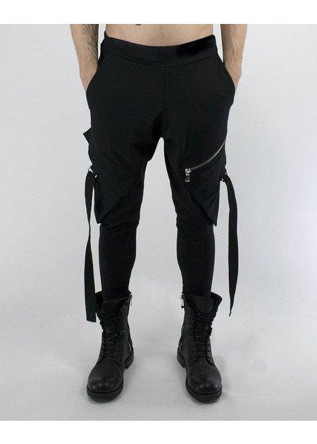 CULPA STRETCH GABARDINE CARGO PANTS