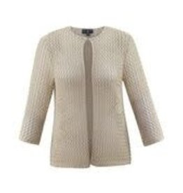 Marble Crochet Cardigan