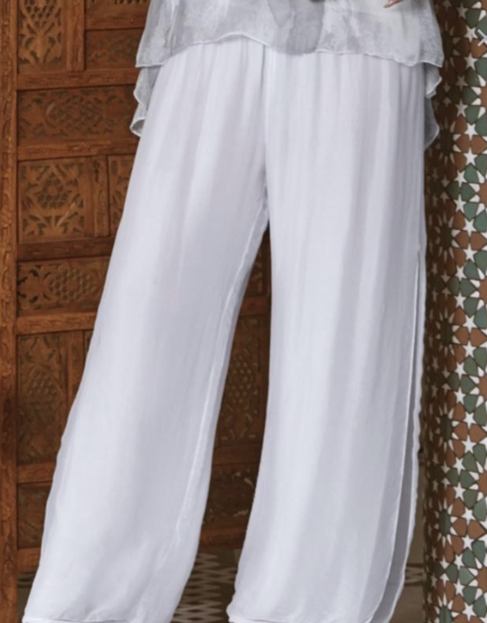 Scandal Italy-Style-Free/Silk Pants
