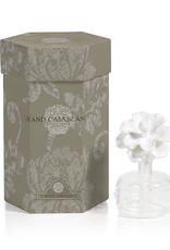 Zodax Mini Grand Casablanca Diffuser White Hibiscus