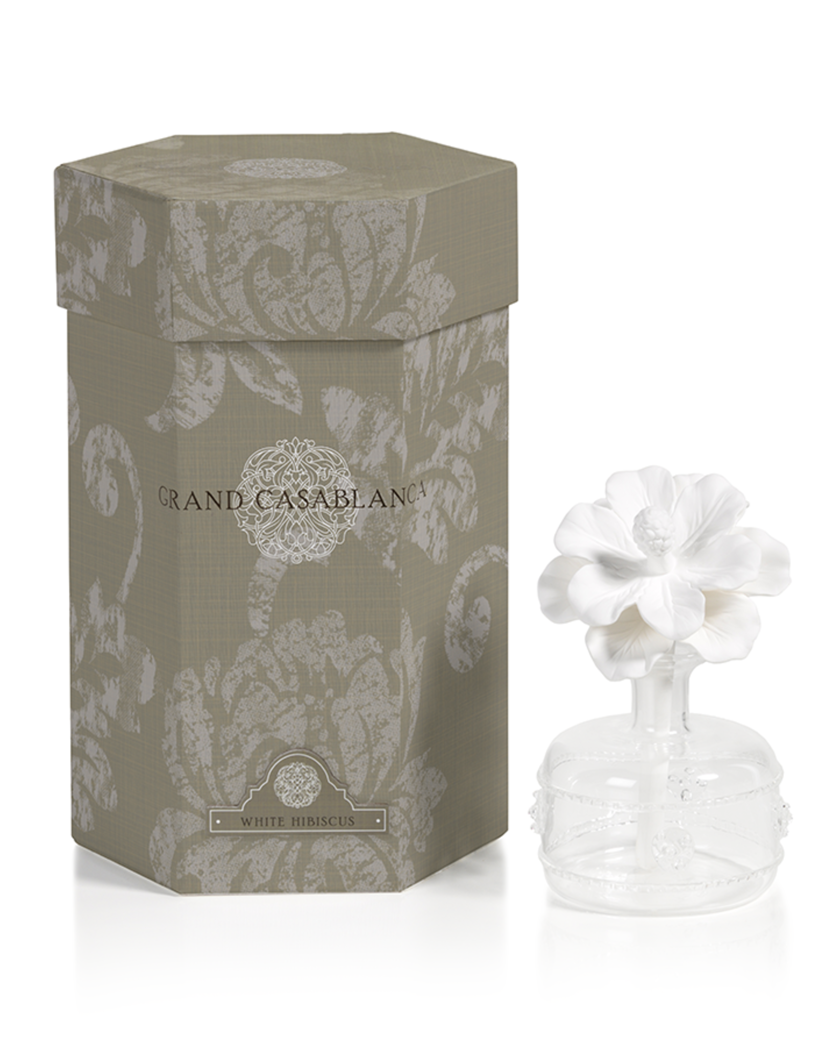 Mini Grand Casablanca Diffuser White Hibiscus