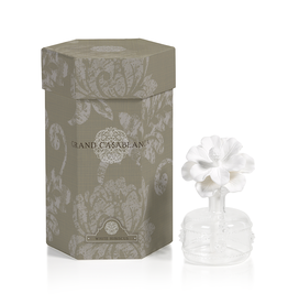 Zodax Mini Grand Casablanca  Diffuser WhiteHibiscus