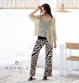 Marble Style 5776 Print Pant
