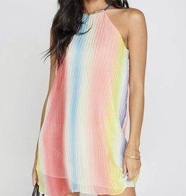 Sadie & Sage SS-Prism Mini Dress