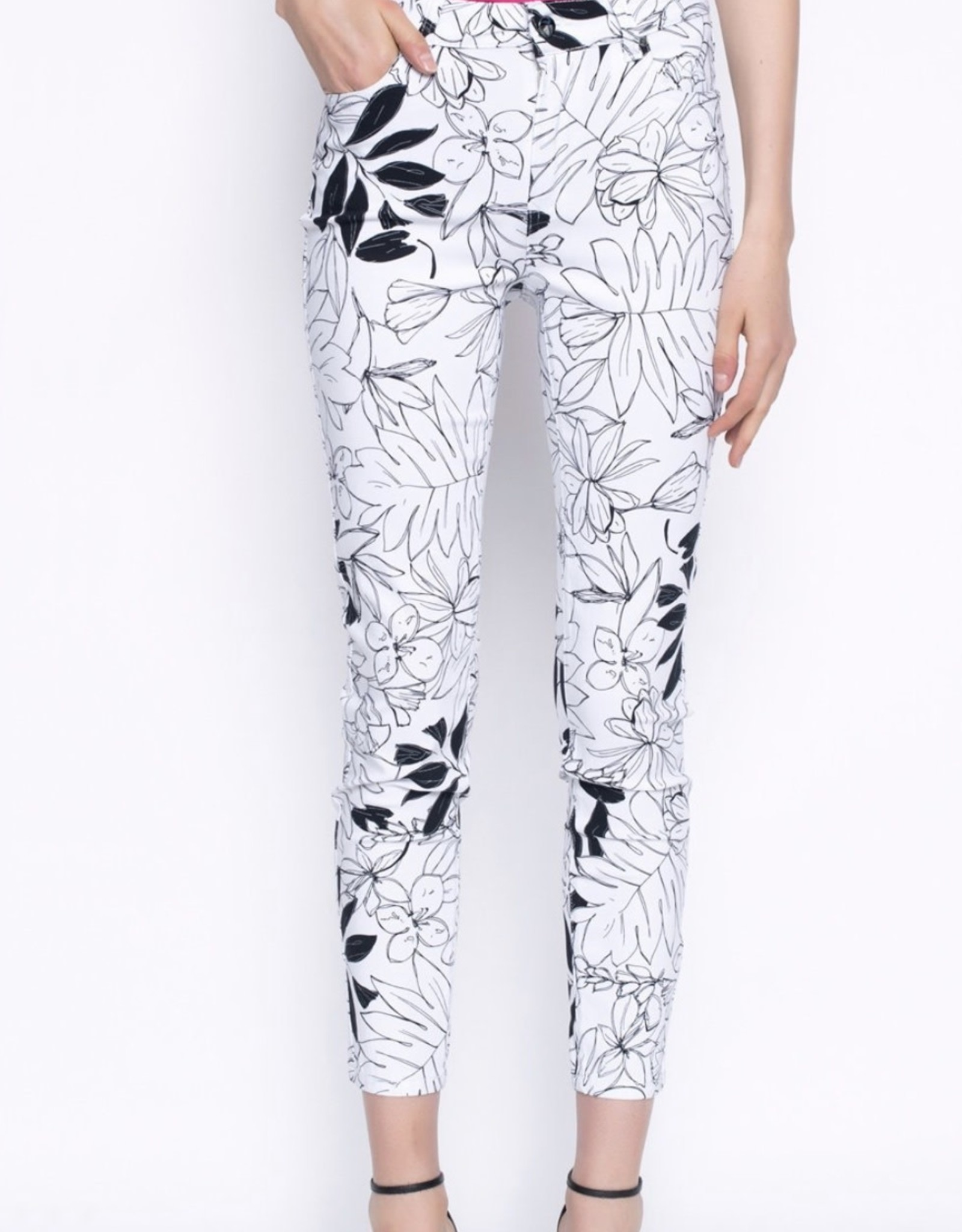 PC-YM978NK Ankle Length Pant