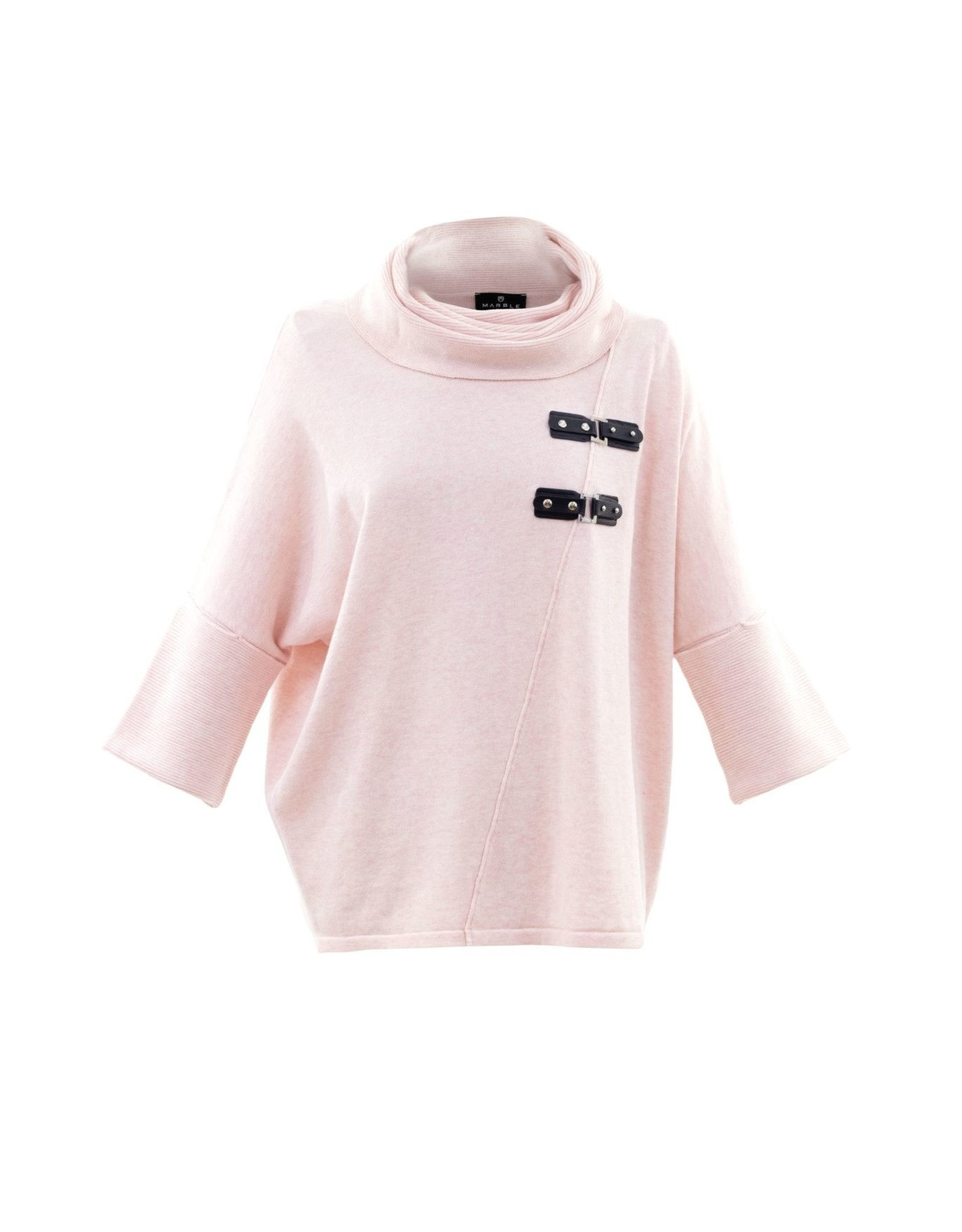 Marble MB-5868 Buckle Sweater