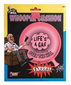 Over The Hill: Whoopee Cushion