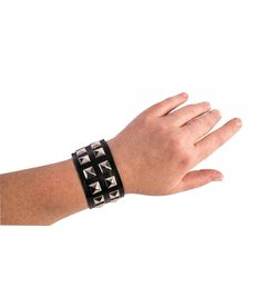 Double Studded Wristband