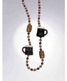 Oktoberfest Beads: Mugs & Kegs
