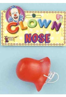 Clown Squeaking Nose