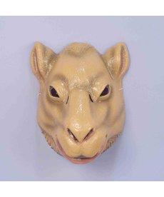 Plastic Animal Mask: Camel