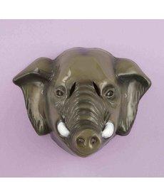 Plastic Animal Mask: Elephant