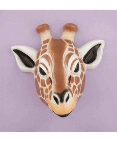 Plastic Giraffe Mask