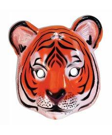 Plastic Animal Mask: Tiger