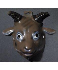 Plastic Goat Mask