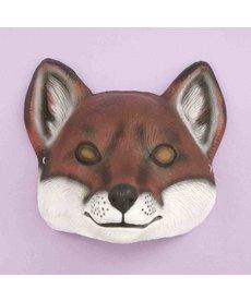 Plastic Fox Mask