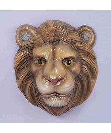Plastic Lion Mask