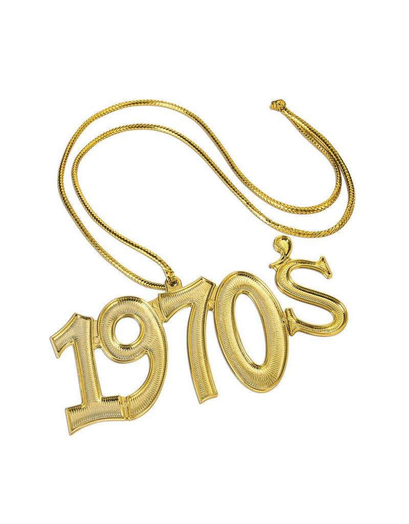 """1970's"" Necklace"