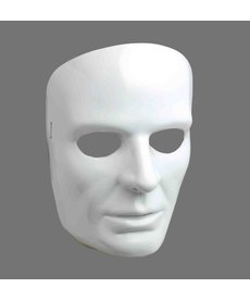 White Face Mask: Male
