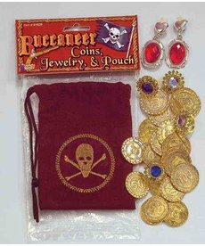 Coins Jewelry & Pouch