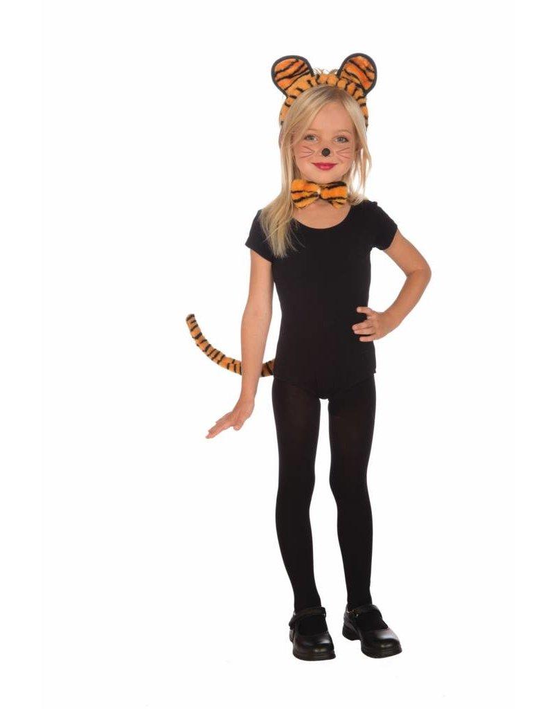 Child Plush Tiger  Kit