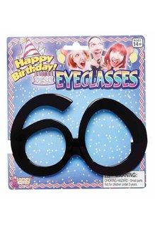 Birthday Glasses: 60th