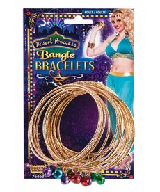 Desert Princess Bangle Bracelets