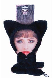 Animal Dress Up Kit: Black Cat