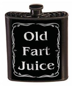 Old Fart Juice Flask