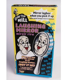 Over the Hill Laughing Mirror