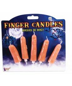 Finger Candles